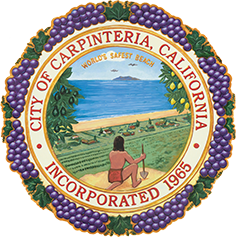 Official Seal of the City of Carpinteria