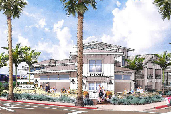 The Linden Inn Project; Carpinteria, California